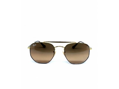 Ray Ban RB3648 THE MARSHAL 9104 43 Oculos de Sol